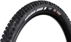 Maxxis Minion DHR II Tyre  - EXO Protection - Dual 62a/60a - Tubeless Ready