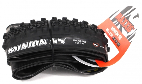 Pneu Maxxis Minion Semi Slick - Dual 62a/60a - Silkworm - EXO Protection - Tubeless Ready - TB91007100
