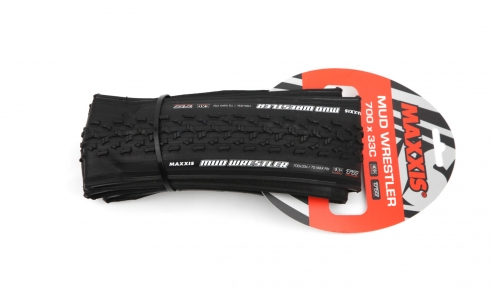 Pneu Maxxis Mud Wrestler- EXO Protection - Dual 62a/60a - Tubeless Ready - 60 tpi pack