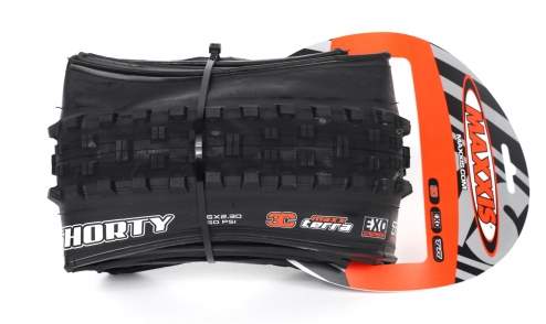 Pneu Maxxis Shorty - EXO Protection - 3C Maxx Terra - Tubeless Ready - TB85924100
