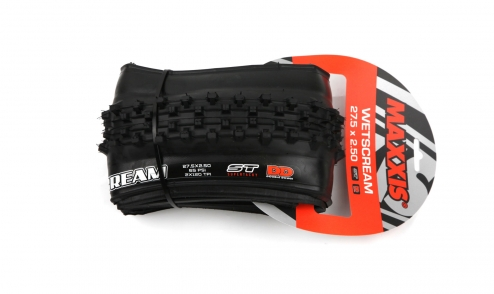 Pneu Maxxis Wetscream - Super Tacky 42a - Double Down  pack