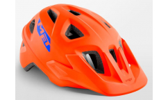 Casco Junior Met Eldar 2019 - Naranja
