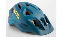 Casco Junior Met Eldar 2019 - Azul