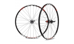 Pair of Miche Cross DX Wheels - Disc Brake - Aluminium - Tubular
