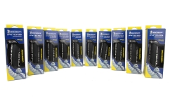 Lot de 10 Pneus Michelin PRO4 Service Course v2 - Bi-Compound - HD Protection