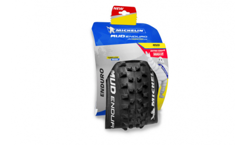 Michelin Mud Enduro Magi-X Gravity Shield Tubeless Ready packaging