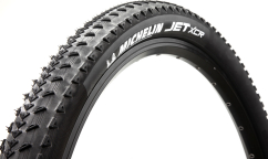Cubierta Michelin Jet XCR - Gum-X2D - Race Shield - Tubeless Ready