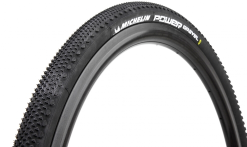 Pneu Michelin Power Gravel - X-miles Compound - Bead2Bead Protek - Tubeless Ready