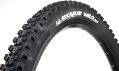 Pneu Michelin Wild AM - Gum-X3D - Trail Shield - Tubeless Ready