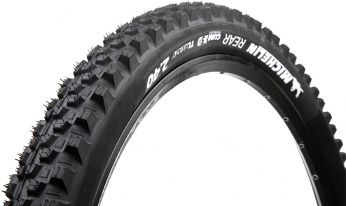 Pneu Michelin Wild Enduro Rear GUM-X3D - Gravity Shield - Tubeless Ready - Ebike ready jante