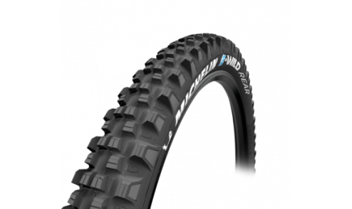 Pneu Michelin E-Wild Rear - E-Gum-X - Gravity Shield - Tubeless Ready