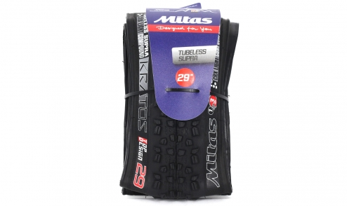 Pneus Mitas Kratos TD - CRX Light - Textra - Tubeless Ready