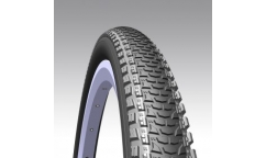 Zefyros TD II Tyre - Grey Line Compound - Tubeless Ready