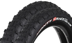 Set of 2 Monty Pro Race Eagle Claw Tyres