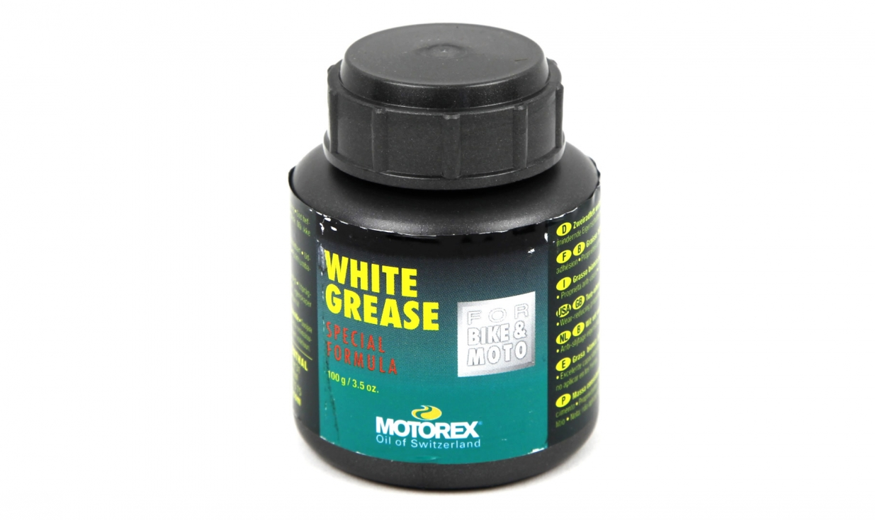 graisse blanche motorex white grease base lithium. Black Bedroom Furniture Sets. Home Design Ideas