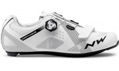 Zapatillas Carretera Northwave Storm 2019 - Blanco