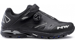 Scarpe MTB Northwave Spider Plus 2 2019 Nero