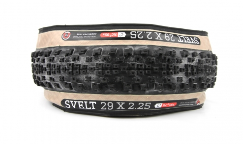 Pneu Onza Svelt - RC²55a - C³ - Tubeless Ready assiette