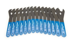 Kit de 14 Chaves de cone Park Tool - SCW-SET.3