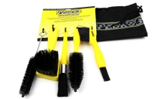 Brochas Pedros Pro Brush Kit