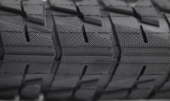 Salt Pitch Raw Tyre