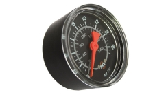 Gauge for SKS Rennkompressor pumps - 16 bar / 230 PSI