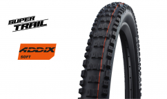 Pneu Schwalbe Eddy Current Front 2021 Addix Soft - Super Trail - Tubeless Easy