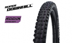Pneu Schwalbe Magic Mary 2021 - Addix Ultra Soft - Super Downhill - Tubeless easy