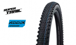 Pneu Schwalbe Rock Razor 2021 Addix SpeedGrip - Super Trail - Tubeless Easy