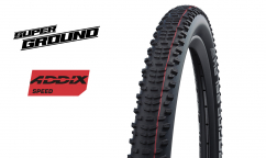 Pneu Schwalbe Racing Ralph 2021 Addix Speed - Super Ground - Tubeless Easy