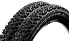 Lot de 2 Pneus Schwalbe Black Jack - SBC - K-Guard