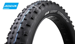 Schwalbe Jumbo Jim Fat Bike Tyre - Addix SpeedGrip - SnakeSkin - Tubeless Easy