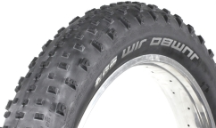 Schwalbe Jumbo Jim Fat Bike Tyre - PaceStar - SnakeSkin - Tubeless Easy