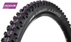 Neumático Schwalbe Dirty Dan - Addix Ultra Soft - Downhill - 2 capas