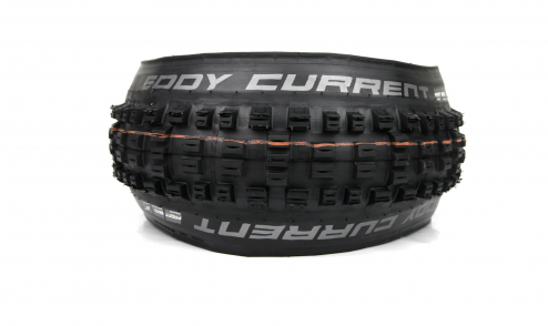 Pneu Schwalbe Eddy Current Front+ - Addix Soft - Super Gravity - Tubeless Easy
