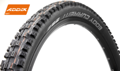 Neumático Schwalbe Eddy Current Front - Addix Soft - Super Gravity - Tubeless Easy
