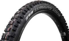 Pneu Schwalbe Eddy Current Front+ tyre - Addix Soft - Super Gravity - Tubeless Easy