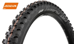 Pneu Schwalbe Fat Albert Front - Addix Soft - SnakeSkin - Tubeless Easy