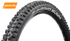 Pneu Schwalbe Hans Dampf 2021 Addix Soft - Super Gravity - Tubeless Easy