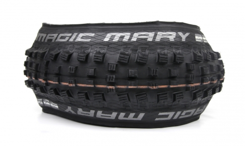 Pneu Schwalbe Magic Mary+ - Addix Soft - SnakeSkin - Apex - Tubeless Easy