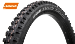 Schwalbe Magic Mary+ Tyre - Addix Soft - SnakeSkin - Apex - Tubeless Easy