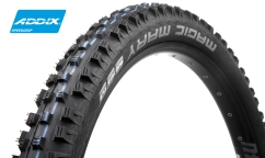 Schwalbe Magic Mary+ Tyre - Addix SpeedGrip - SnakeSkin - Apex - Tubeless Easy