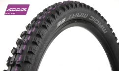 Pneu Schwalbe Magic Mary - Addix Ultra Soft - Downhill - 2 nappes