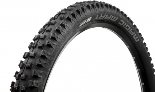 Pneu Schwalbe Magic Mary - BikePark - Addix - TwinSkin - 2 nappes jante