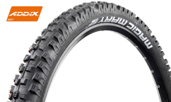 Cubierta Schwalbe Magic Mary 2021 - Addix Soft - Super Gravity - Tubeless Easy