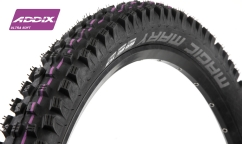 Pneu Schwalbe Magic Mary - Addix Ultra Soft - SuperGravity - Tubeless Easy