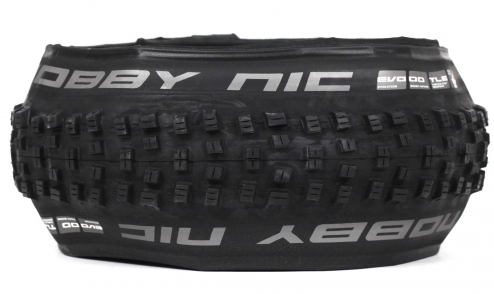 Pneu Schwalbe Nobby Nic 2015 - PaceStar - Double Defense - Tubeless Easy