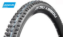 Pneu Schwalbe Nobby Nic 2021 Addix SpeedGrip - Super Trail - Tubeless Easy