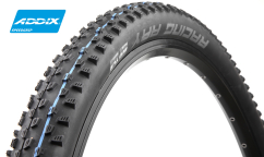 Schwalbe Racing Ralph Tyre - Addix - Twinskin - Tubeless Easy