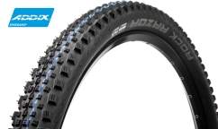 Pneu Schwalbe Rock Razor - Addix SpeedGrip - SnakeSkin - Tubeless Easy